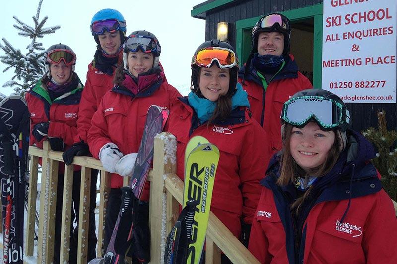 Fresh Tracks Ski School